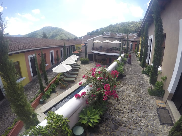 Luxury Villa in Antigua Guatemala