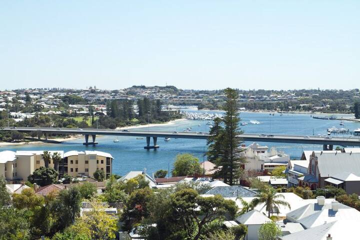 On Top Of The World - East Fremantle - Appartement