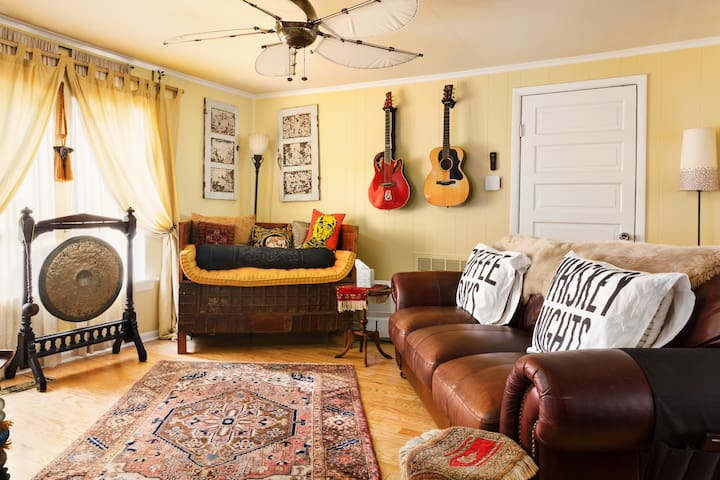 Cozy Carolina Cottage - Apex - House