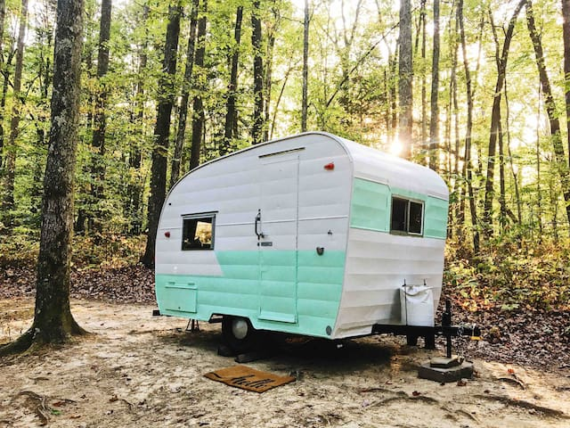 Delivered to Chestnut Creek Campground. A picture perfect weekend getaway.