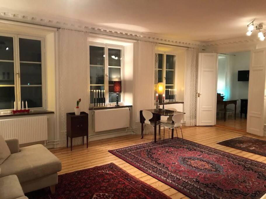 Vardagsrum Livingroom