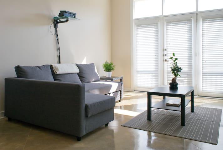 Studio near Downtown/Midtown - Houston - Apartment