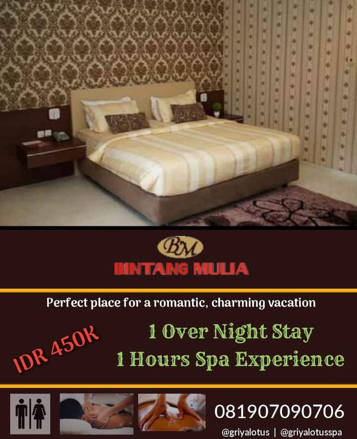 Griya Lotus Spa Package