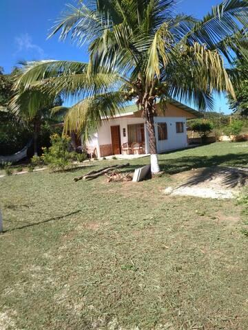 Casa familiar y apartamento de campo y playa
