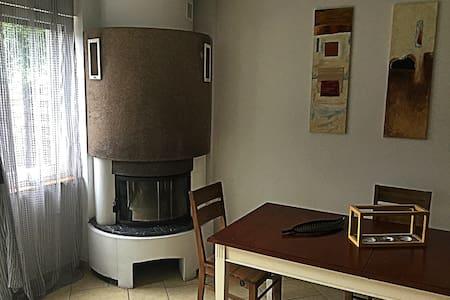Dom z 3 sypialniami i 2 łazienkami