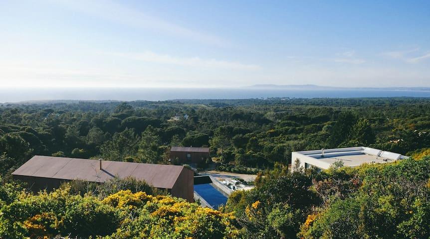 Villa Epicurea Piscina e Vista Mar (Suíte Courage)