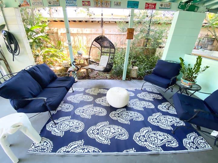 Cozy Neptune Beach Cottage - Monthly Rental