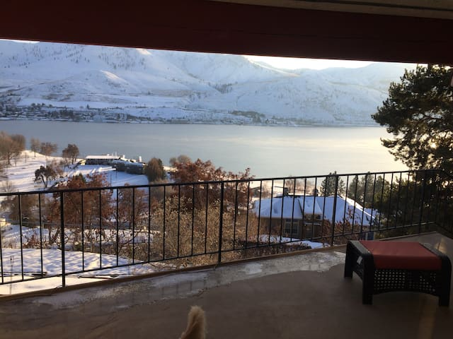 Chelan Views - 2 bedroom - Chelan - House