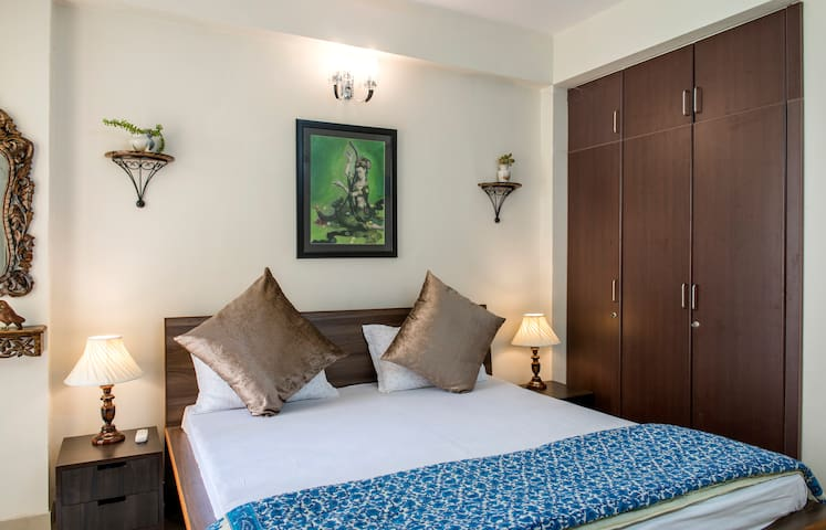 The Buddhayan Apartments 102