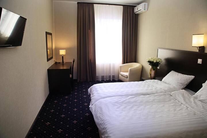 Премиум номер в отеле в длительную аренду