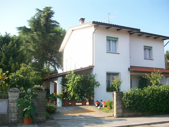 Bed and Breakfast Da Giulia (Santerno - Ravenna) - Santerno - Szoba reggelivel