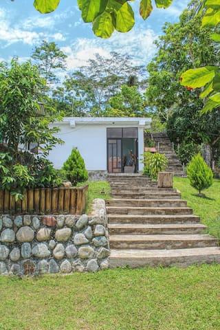 Fundo Díaz, Casa de campo - Chanchamayo