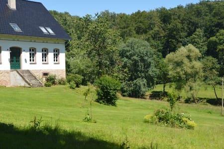 Ruhe Pur im historischen Forsthaus - Casa