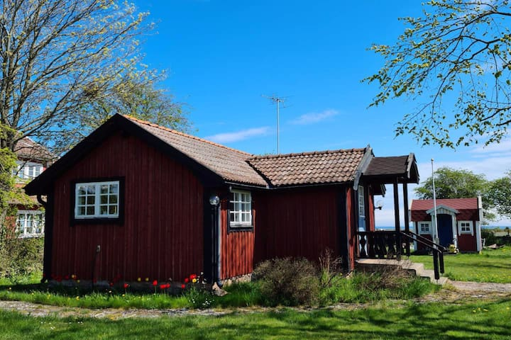 Båtsmanstorp på sydöstra Öland