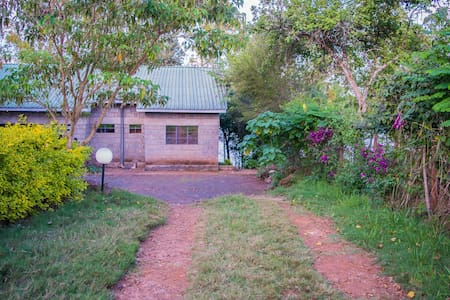 Amazing view home away from home. - Ruiru - Casa