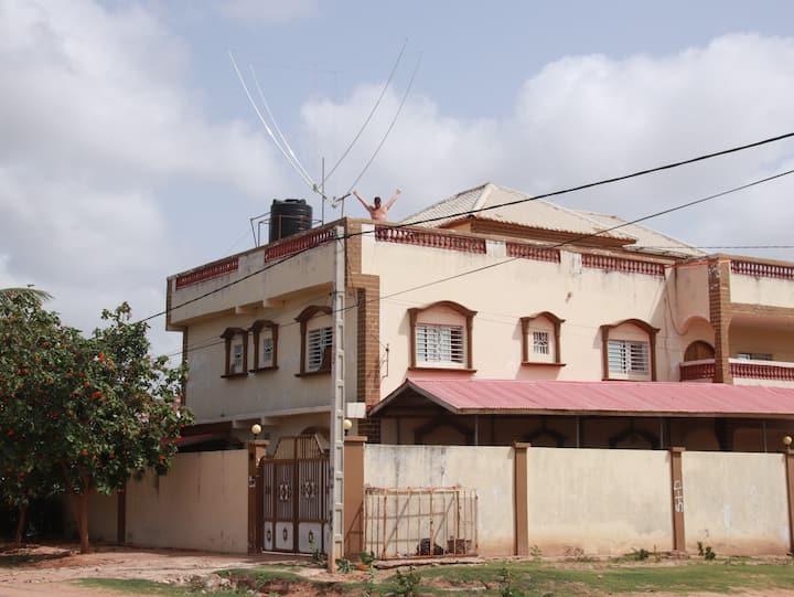 Hippie Hostel Gambia