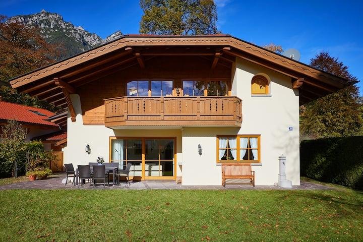 Ferienhaus  Alpenmelodie  Garmisch-Partenkirchen