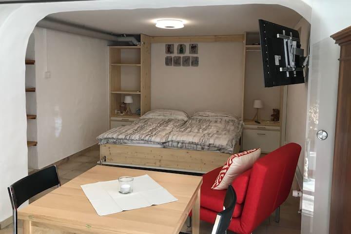 Hübsches Doppelbett 2 x 90cm/200cm Pretty double bed 2 x 90cm/200cm