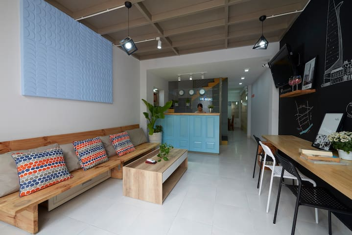 NOGIAS Apartment room for 4 persons with balcony