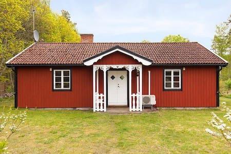 Mysig och avskild stuga i Köpingsvik