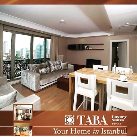 Luxury Serviced 1 Bedroom  Flat in Beşiktaş - Beşiktaş - Huoneisto
