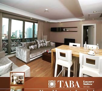 Luxury Serviced 1 Bedroom  Flat in Beşiktaş - Beşiktaş