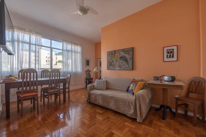 Charming apartment in Santa Teresa