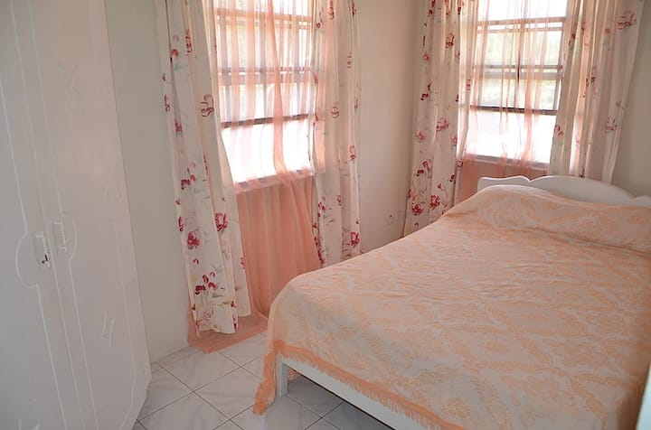 Fully Furnished 2 Bedroom 1 Bathroom Upstairs Apt