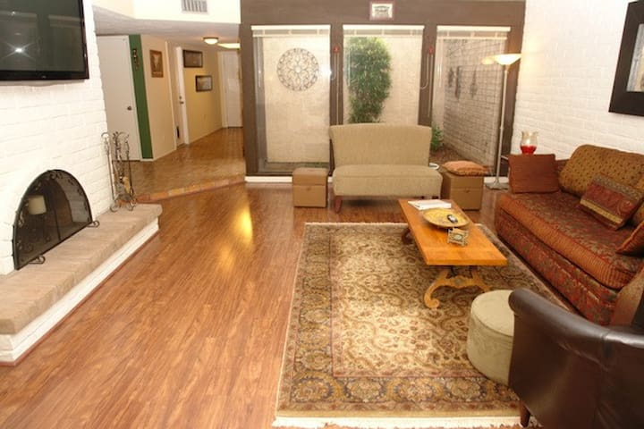 Foothills townhome-Catalina Del Rey - Tucson - Townhouse