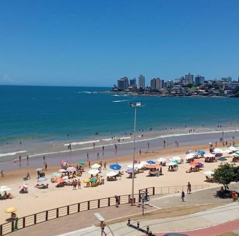Vem ver o mar da varanda apartamento_de_sofia