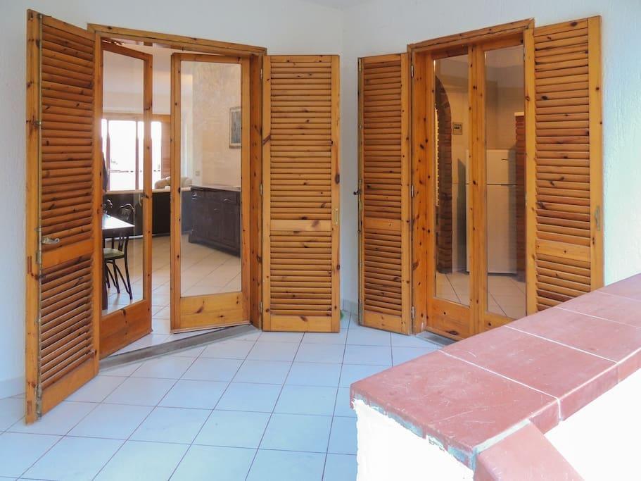 spaziosa casa con terrazze quattro camere da letto case
