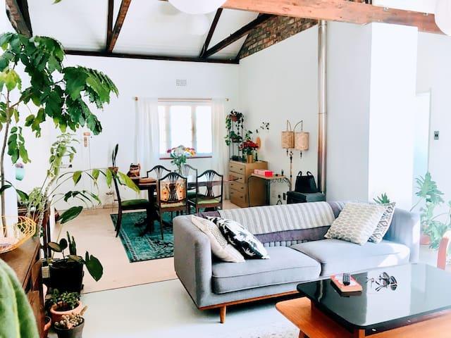 Delightful Cottage in Central Rondebosch
