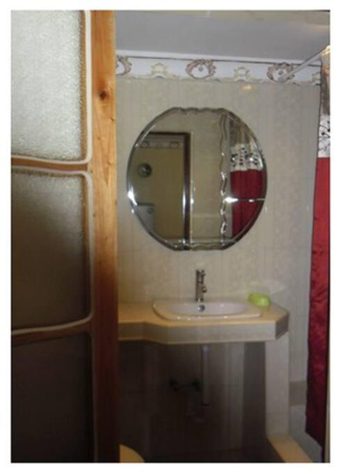 Habitación Arena - Baño