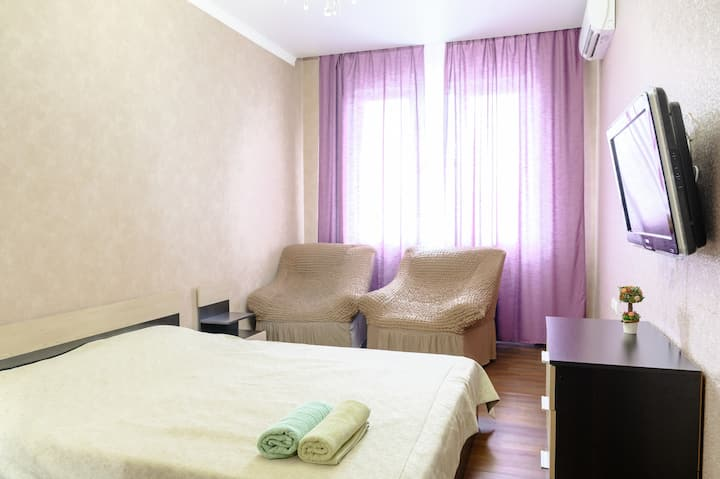 ➜  Новая квартира у Моря. Круглосуточный заезд ♔
