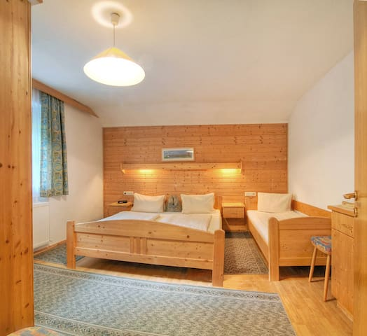 Apartment Landhaus Heim for 5 persons - Zell / Zill Valley - Appartement