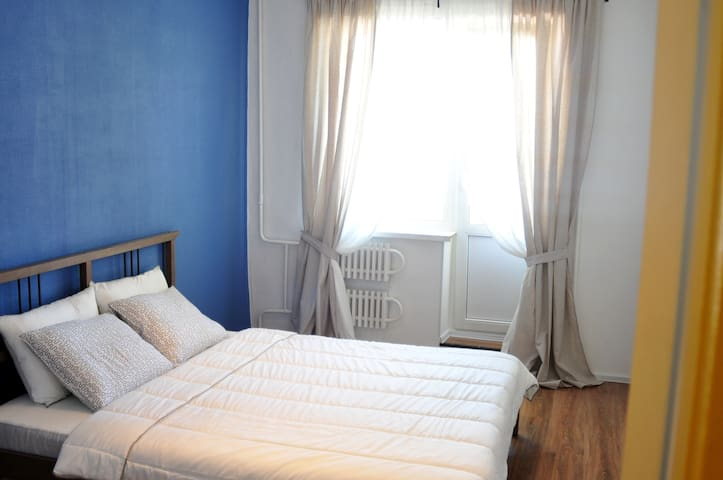 Отличная квартира рядом с центром - Veliky Novgorod - Appartement