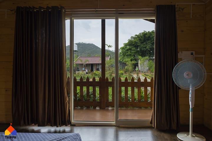 Trippr Chikkamagluru - Wooden Private Cottages - 3