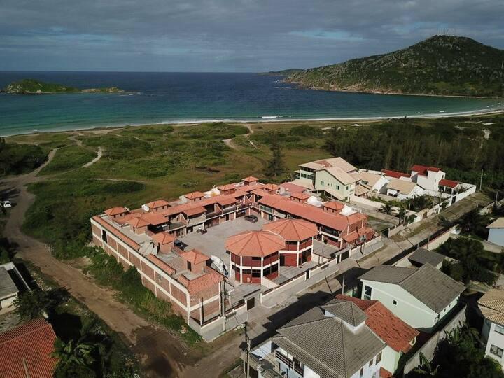 DUPLEX em frente a Praia do Pontal Arraial d Cabo