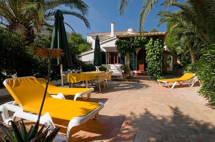 CASA Monica   Main house - Cala Sant Vicenç - Villa