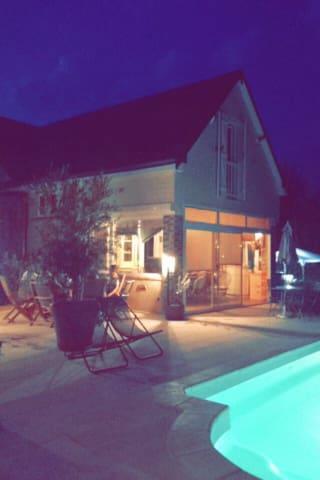 Maison à 20 min du centre du Mans - Sainte-Jamme-sur-Sarthe