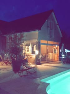 Maison à 20 min du centre du Mans - Sainte-Jamme-sur-Sarthe - Hus