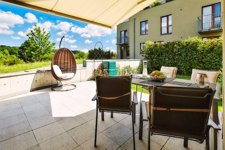 Luxurious design apartment 10 minutes from centrum