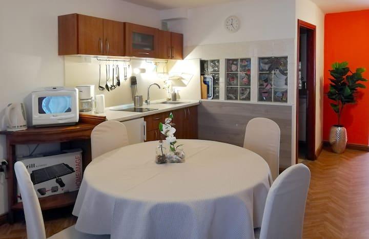 Apartman Buza 3* u centru Vrbnika