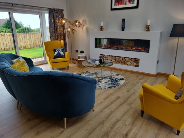 Exceptional New Villa by St Andrews - Sleeps 12