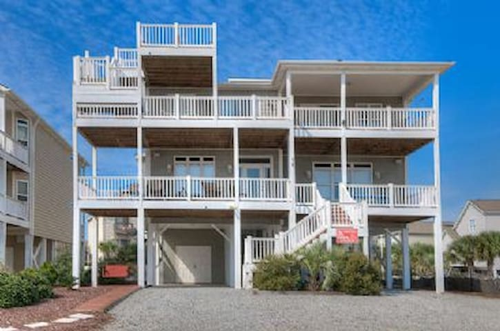 Family Beach Get Away - Ocean Isle Beach - House