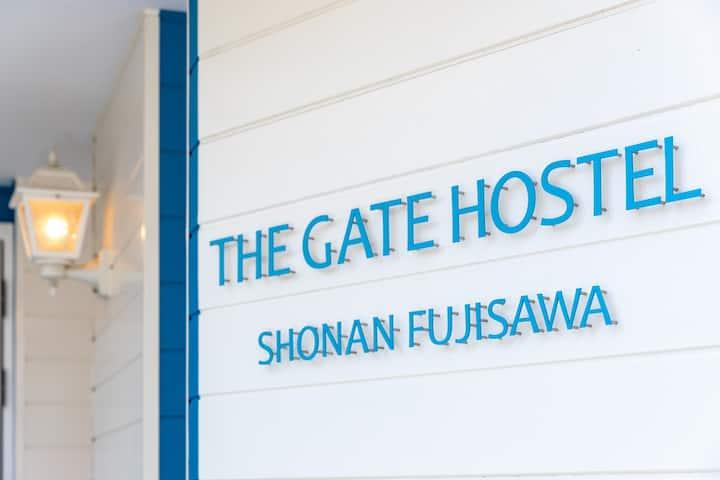 一棟貸切の藤沢駅近のホステル