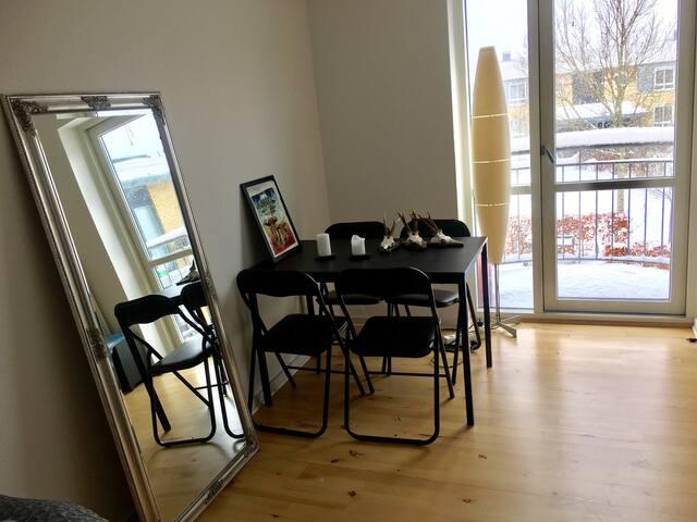 Hyggelig lejlighed i 90'er stil - Aarhus - Byt