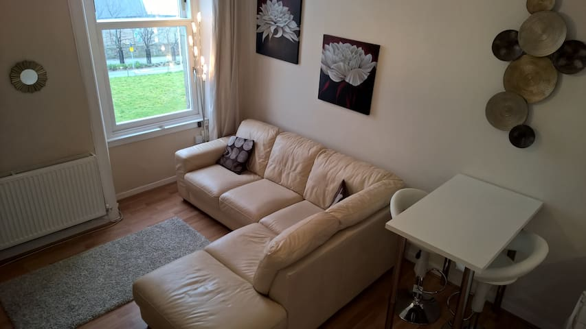 Newly refurbished Sea front apartment - sea views - Edinburgh - Lägenhet