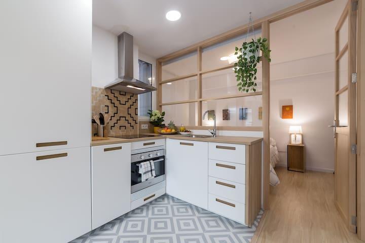 NUEVO PISO  CON VISTAS A PLAZA DEL AYUNTAMIENTO - València - Appartement