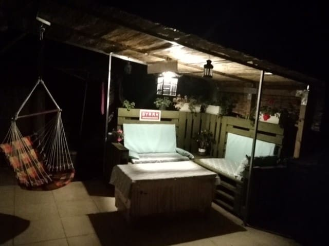 Chambre avec salle de bain près de Dijon